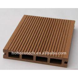 質の保証! 木製のプラスチック合成のdeckingかフロアーリングのプラスチックdecking