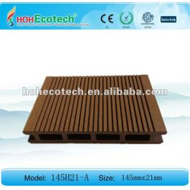 Green building material WPC decking flooring wood