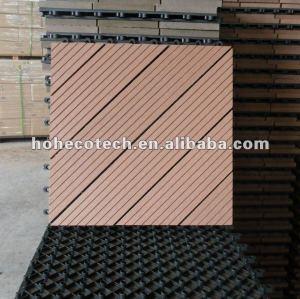 disegno del pozzo 300x300mm incastro wpc decking di wpc piastrelle decking diy piastrellediceramica