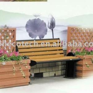 chaise en bois en bois composite