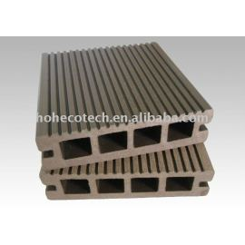 Recycled Wood Plastic Composite Flooring Board