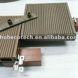 150x25mm mit accesorries zusammengesetztem hölzernem Bauholz für im Freien/allgemeines Dekoration WPC Decking-/flooring wpc zusammengesetztes hölzernes Bauholz