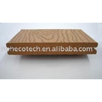 WPC outdoor park decking