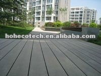 HOHEcotech Brand eco-friendly Solid WPC decking floor composite floor