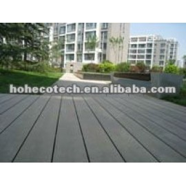 HOHEcotech Brand eco-friendly Solid WPC decking floor composite floor
