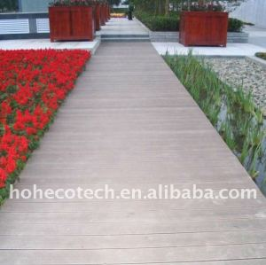Different thickness length COMPOSITE decking/flooring board