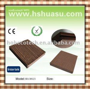 Al aire libre compuesto de madera suelo ( ce rohs astm iso9001 )