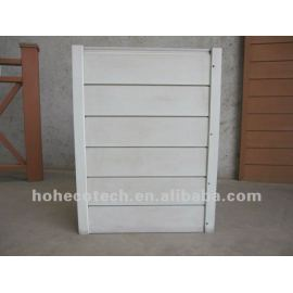 new designed wood plastic siding panel