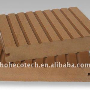 decking en bois synthétique