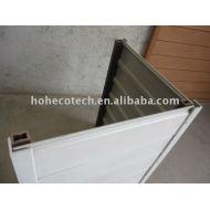 容易な設置合成の壁パネルまたはクラッディング白い