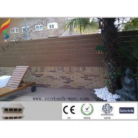 Waterproof WPC terrace flooring