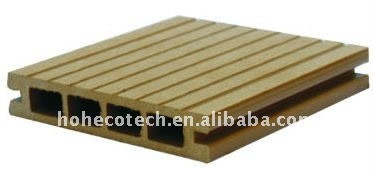 Decking composto wpc decks de madeira composta/pisos
