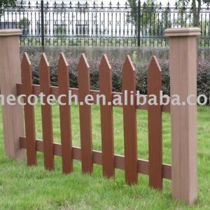 Huasu Wood plastic composite (wpc) Fencing
