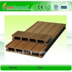 WPCの木製のプラスチック合成のdeckingまたはフロアーリング150*25mm (セリウム、ROHS、ASTM、ISO 9001、ISO 14001、Intertek)のwpcのdeckingの合成物