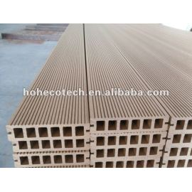 WPC composite decking building material