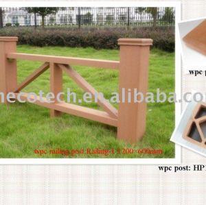 balustrade de wpc (CE, ROHS, INTERTEK approuvés)