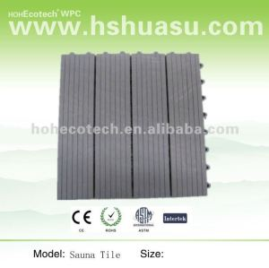 wood decking tiles WPC title outdoor tile