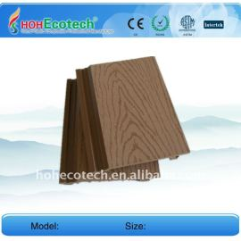 WPC wall (wood plastic composite wall panel)