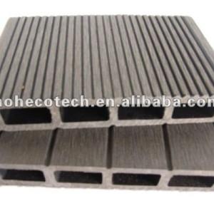 Decking de decking de plate-formes et de terrasse WPC de WPC/plancher composé en plastique en bois/decking/plancher-anti-mycète composés