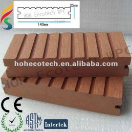 Outdoor flooring/exterior decking of building material