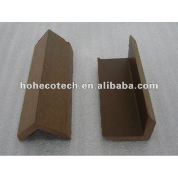 Ended cover for Wall Panel or Floor Decking (WPC)