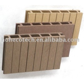 hot wpc outdoor decking/floor