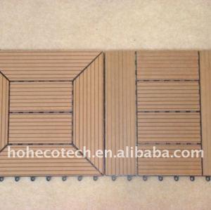 preço de fábrica da telha de wpc decking de wpc wpc pisos materiais decorativos