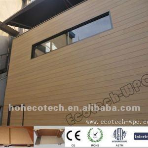 Wpc вуд пластиковые композитные панели стены/облицовки