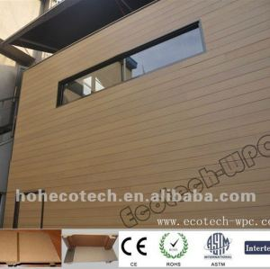 Wpc wood plastic composite pannello murale/rivestimento