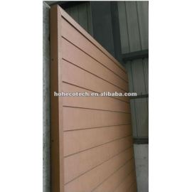 HOH Ecotech Waterproof outdoor Easy CLEAN wpc wall cladding 156S21 wood plastic composite wall panels