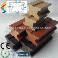 環境に優しい木製のプラスチック合成のdeckingの梁かwpcの設置梁
