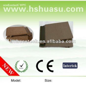 Cedar/copper brown/wood/sandalwood/coffee/grey/dark grey wpc wall cladding