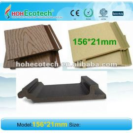 HOH Ecotech wpc wall cladding 156S21 wood plastic composite wall panels