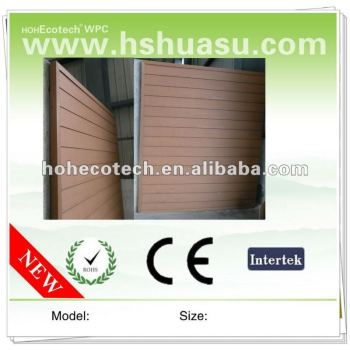 Eco-friendly top quality wall panel (with certificates)