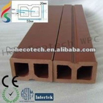 Easy to install wood composite joist/keel