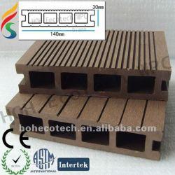 総合的な木製のdecking (保証10年の)