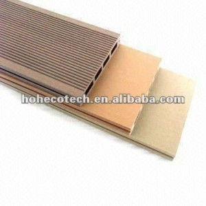 best quality of wood plastic composite(wpc) decking, wpc outdoor flooring, wpc decking board