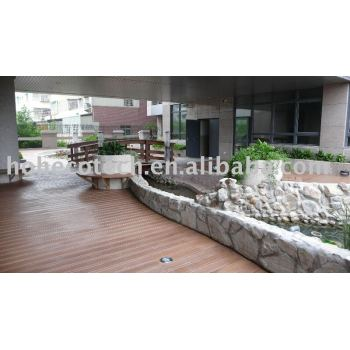 Wood Plastic Composites(WPC) Outdoor Decking/Flooring