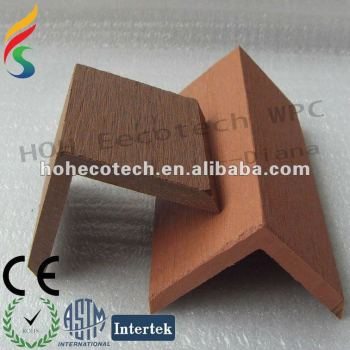 Plastic deck cover/high end wood flooring/wpc deck covering material