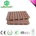 wood plastic composite seaside flooring