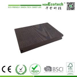 Waterproof swimming pool composite decking board