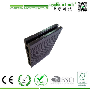 HOHEcotech CE certificated decorative wpc outdoor flooring