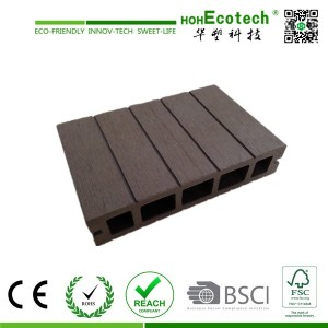 Outdoor Decoration WPC Decking Floor