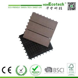 Popular wpc interlocking Sauna tile board