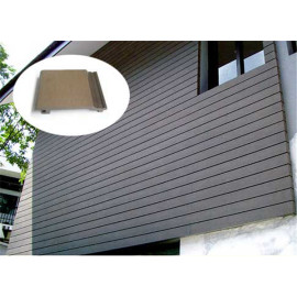 Decorative Wooden Exterior WPC Wall Panel