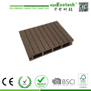 WPC garden composite flooring/ wpc outdoor decking