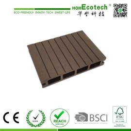 WPC garden composite flooring/ wpc outdoor decking