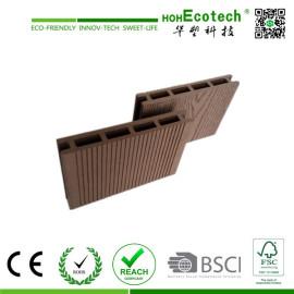 weather proof plastic wood composite deck/wpc deck board
