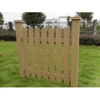 High quanlity WPC railing (most suitable for outdoor use)