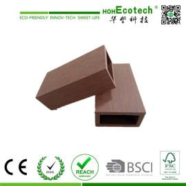 hollow wood plastic composite flooring joist